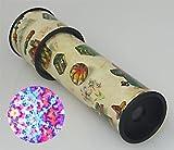 Caleidoscopio Regolabile Grafica Stella Specchi Professionali Alto 17 cm.