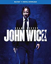 John Wick: Chapter Two [Includes Digital Download] [Blu-ray]