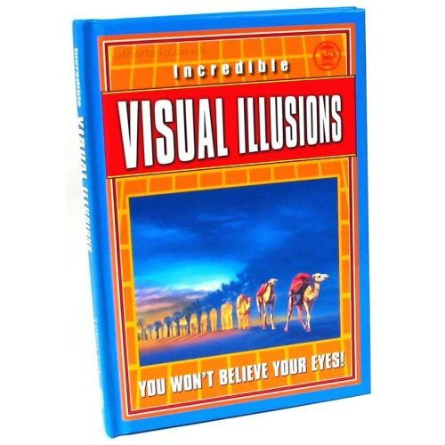 Visual illusions book