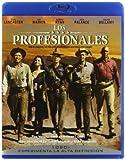 Los profesionales [Blu-ray]