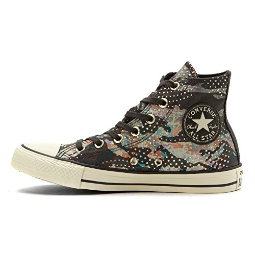 Converse Womens Chuck Taylor Mountain Almost Textile Trainers Black