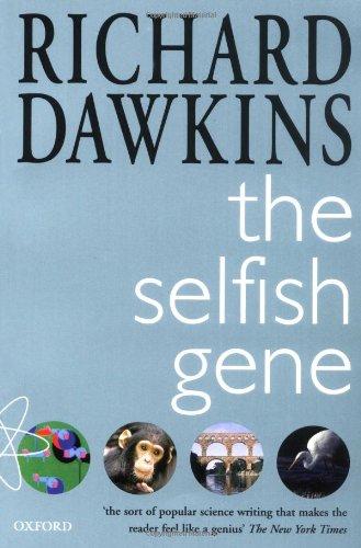 The Selfish Gene por Richard Dawkins