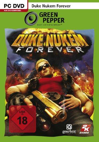 Duke Nukem Forever [Green Pepper] - [PC]