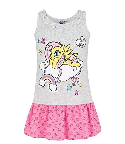 My Little Pony Girls Dress - Grey