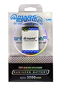 Mars High Capacity Battery with Extra Talktime hrs For Samsung J800 L700 S3650 Corby