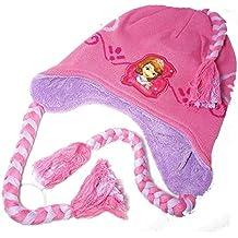 01c1e301bac Choren Kids Princesse Sofia Bonnet péruvien Fille - Rose
