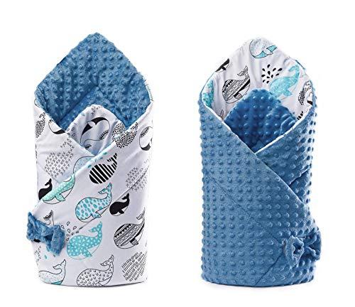 Sacco nanna neonato, coperta neonato, sacco nanna invernale, copertina neonato invernale, trapunta lettino, coperta lettino, swaddle, cucito a mano e prodotto in europa - momimò-