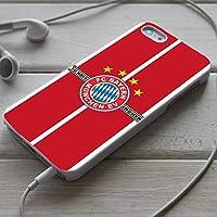 Telefonkasten Bayern München Hülle Fußball Case Handyhülle Abdeckung Etui Vandot Schutzhülle iPhone X, 8, 8+ , 7, 7+, 6S, 6, 6S+, 6+, 5, 5S, 4S, 4
