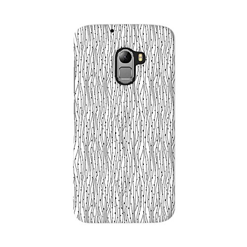 ArtzFolio Abstract Style : Lenovo K4 Note Matte Polycarbonate ORIGINAL BRANDED Mobile Cell Phone Protective BACK CASE COVER Protector : BEST DESIGNER Hard Shockproof Scratch-Proof Accessories