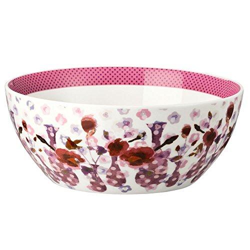Hutschenreuther 02471-725742-15455 Lots of dots Garden Müslischale 15 cm, rosa