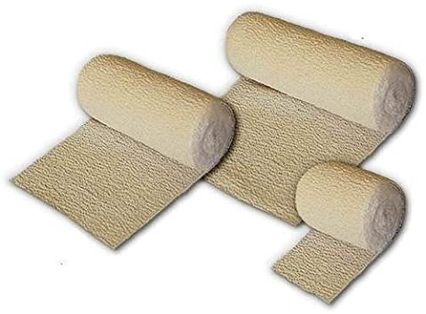 Crepe Bandage 7.5cm x 4.5m First Aid x 2 Pack