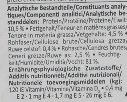 Animonda Vom Feinsten Adult Mix1 22 x 150 g Schale - 3