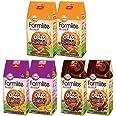 Sunfeast Farmlite Oats Bundle Pack, 6x150g (Assorted Pack)