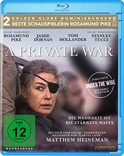 A Private War [Blu-ray] -