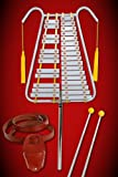 drum-tec Marching Classic Line - Lyra /Glockenspiel 25er (handgestimmt) sehr gut verarbeitet (Modell: BYC-25)
