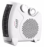 #9: Prolife Staywarm 2000W Upright / Flatbed Fan Heater (ISI APPROVED) with Two Heat Settings and Cool Blow, White