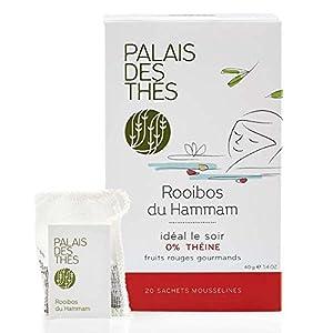 Palais Des Thés - Rooibos Du Hammam - 20 Sachets Mousselines