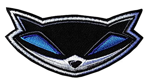 Sly Cooper and the Thievius Raccoonus Video Game Fun collector Patch