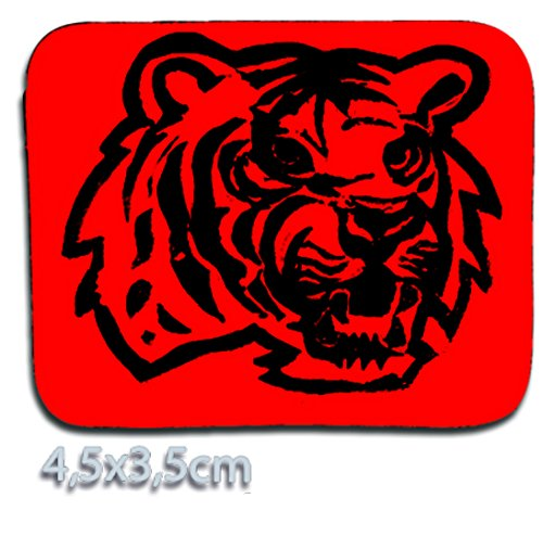 Pierre Tatouage Temporaire Ephémère Magic Tattoo Tigre 4,5 cm x 3,5-cm