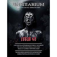 Sanitarium Magazine Issue #45: Bringing you the Best Short Horror Fiction, Dark Verse and Macabre (Baldwin Magazine)