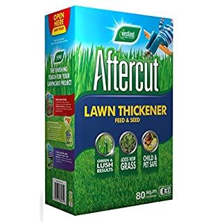 Aftercut Lawn Thickener Feed and Seed 80 sq m, 2.8 kg