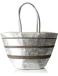 Womens Cabas Paille Tressée Top-Handle Bag Molly Bracken