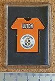 MOTD Match Day football magazine League Ladder tab fridge magnet - Luton Town