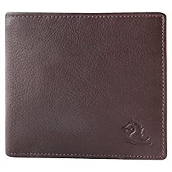 Kara Tan Color Genuine Leather Wallet for Men