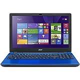 """Acer Aspire E5-571G-51WG - Portátil de 15.6"""" (Intel Core i5-5200U, 4 GB de RAM, 1 TB, NVIDIA GeForce 820M con 2 GB, Windows 8.1 ), azul -Teclado QWERTY Español"""