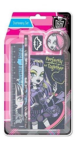 Preisvergleich Produktbild Anker ANKMHSZ - Monster High Stationery Set - Older