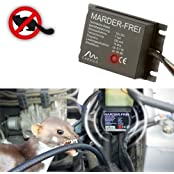 Marder Abwehr Ultraschall 12V