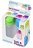Sistema To Go Salt and Pepper Pots - 35 ml