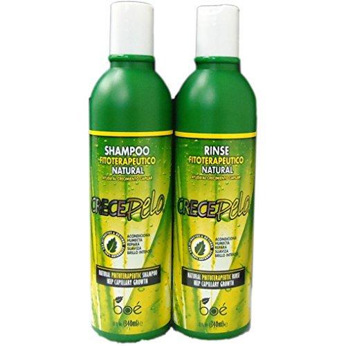Arnika Haar-conditioner (BOE Crece Pelo Shampoo + Rinse 12 oz Combo Set!! by BOE)