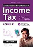 India's No 1 book on tax : based on Memory Retention Techniques as per AY 2020-21