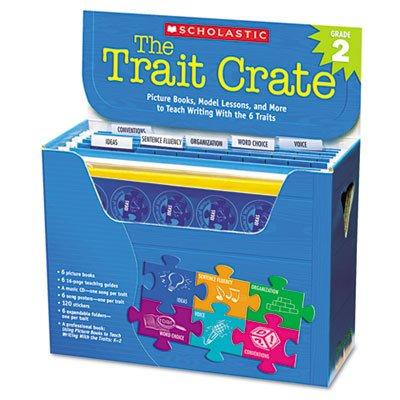 scholastic-054507472x-trait-crate-grade-2-6-b-cher-lernhandbuch-cd-mehr