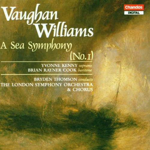 A Sea Symphony (Vaughan Williams London Symphony)