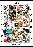Die kleinen Dinge des Lebens (Posterbuch DIN A4 hoch): Flipart, mit 13 Fotocollagen aus dem alltäglichen Leben (Posterbuch, 14 Seiten ) (CALVENDO Lifestyle) [Taschenbuch] [Jun 10, 2013] r.gue., k.A.
