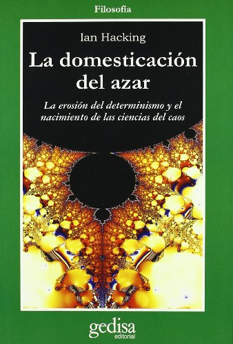 La domesticación del azar por Ian Hacking