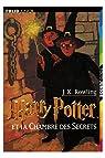 Harry Potter, tome 2 : Harry Potter et la Chambre des Secrets par Rowling