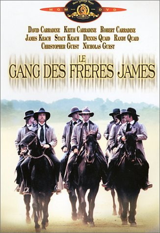 Book's Cover of Le Gang des frères James