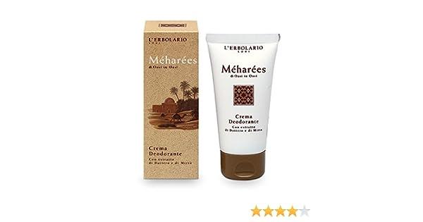 Sali Da Bagno Erbolario : L erbolario meharees crema deodorante: amazon.it: bellezza