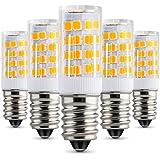 Albrillo 3W E14 LED Lampe 51 SMDs nicht dimmbar, warmweiß, 310 Lumen, 5er Pack