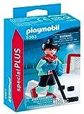 Playmobil - 5383 - Joueur de Hockey