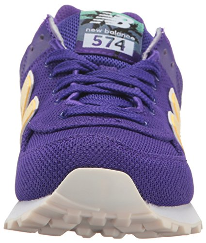 New Balance Damen Wl574 Sneakers Purple