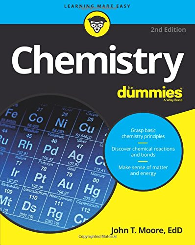 Chemistry For Dummies, 2nd Edition (For Dummies (Lifestyle))