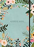 Address Book - Modern Floral Large (Address Books)