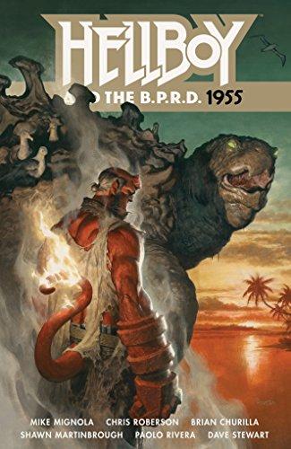 Preisvergleich Produktbild Hellboy and the B.P.R.D.: 1955