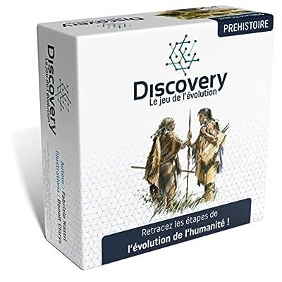 Discovery : le jeu de l'évolution - Préhistoire (édition famille, format boitier)