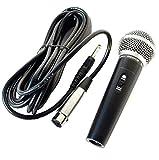Microfono professionale dinamico microfono vocale Studio, 5m cavo (MICSM58)