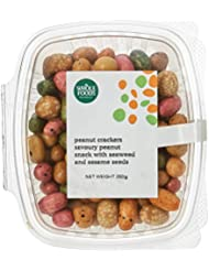 Whole Foods Market Seaweed Peanut Crackers, 250 g